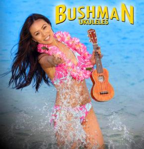 Bushman ukulele model 1