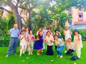 hawaii hula class in japanese